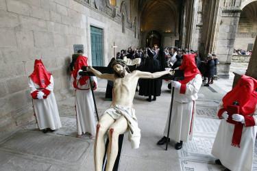 Semana Santa. Santo Vía Crucis en la Catedral