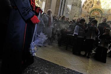 Las procesiones del viernes santo de Ferrol se suspenden por el mal tiempo