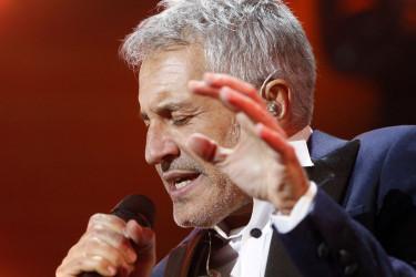 Imágenes del concierto de Sergio Dalma en el Palacio de Congresos