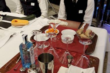 Campeonato gallego de coctelería en el Hostal
