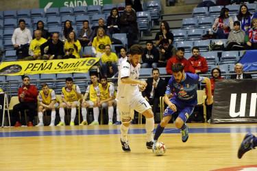 Santiago Futsal vs Peñíscola FS