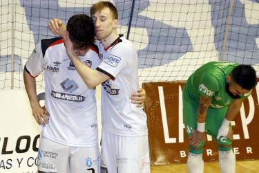 Descenso del Santiago Futsal