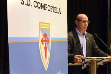 Entrega  de Premios a las Categorías inferiores de la S.D. Compostela