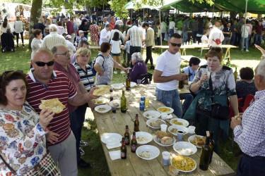 Festa da Orella en San Fins