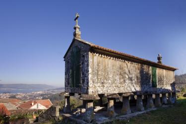 Los hórreos más famosos de Galicia