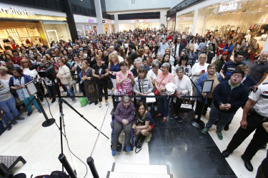 Fashion Night 2018 en el Centro Comercial As Cancelas