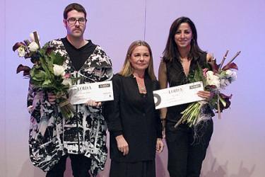 Premio Loida en Noovo Festival