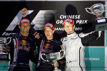Gran Premio de China de Fórmula Uno