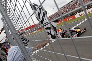 Gran Premio de Gran Bretaña de Fórmula Uno