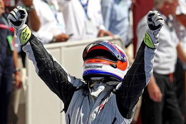 Gran Premio de Europa de Fórmula Uno en Valencia