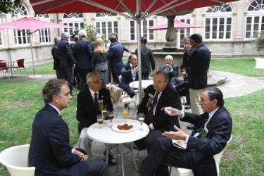 Actos de peregrinación de los presidentes de las Federaciones de Golf