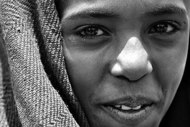 Lalibela, vila de peregrinación en Etiopía