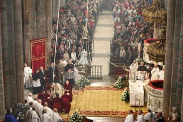 Celebración de los 800 años de la consagración de la Catedral