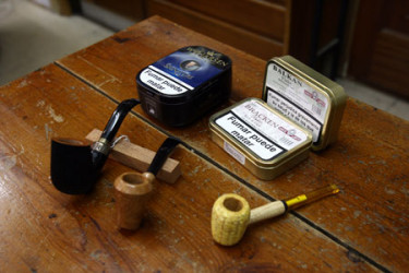 Tipos de tabaco en el Estanco de Viacambre