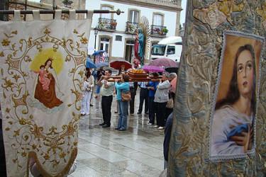 Festa de San Ramón no Tremo