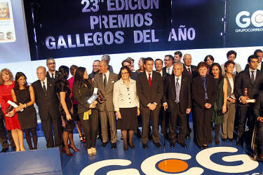 XXIII edición de los Gallegos del Año