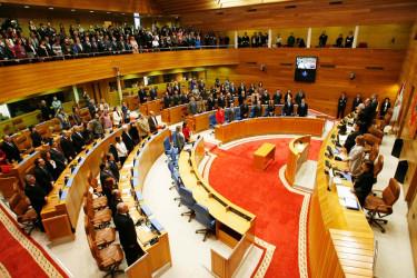 Constitución del nuevo Parlamento