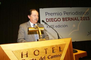 Premio periodístico Diego Bernal 2013