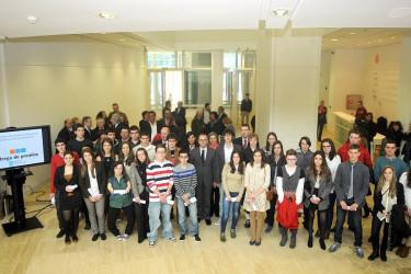 Premios extraordinarios de ESO ao rendemento académico