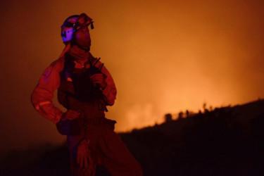 Incendio forestal (12-08-2013)