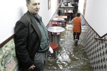Inundaciones en Galicia