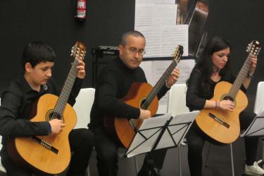 Actuacións de alumnos do Conservatorio de Santiago enmarcadas no VI Ciclo Acude e escoita