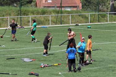 Campeonato nacional gallego de Juggers en Santiago