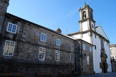 San Francisco. Tui (31-1). Antiguo convento de San Antonio.