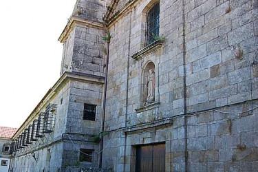 San Francisco. Tui (31-2). Convento de Santa María de la Concepción