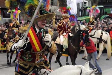 Carnaval en A Estrada