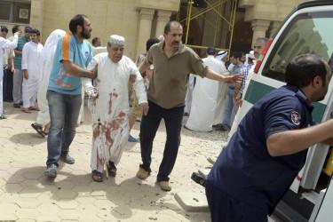 Atentados terroristas en Kuwait, Túnez y Francia