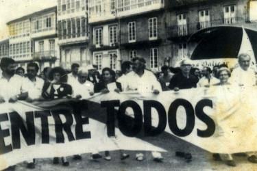 Fotogalería da vida de Xosé Neira Vilas