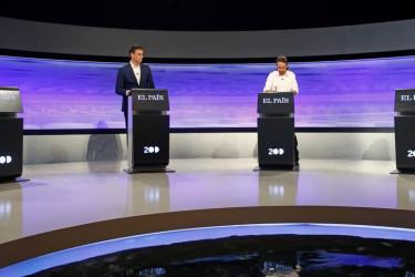 Debate a tres en El Pais entre Iglesias, Sánchez y Rivera