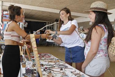 V Showroom Onyvá celebrado en El Náutico, en San Vicente do Mar, organizado por Grace Castro