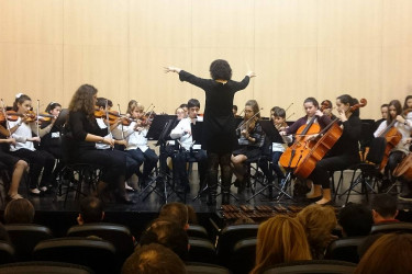 Maratón solidario no Conservatorio Profesional de Música de Santiago