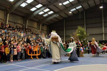 Fiesta de Reyes en la comarca compostelana