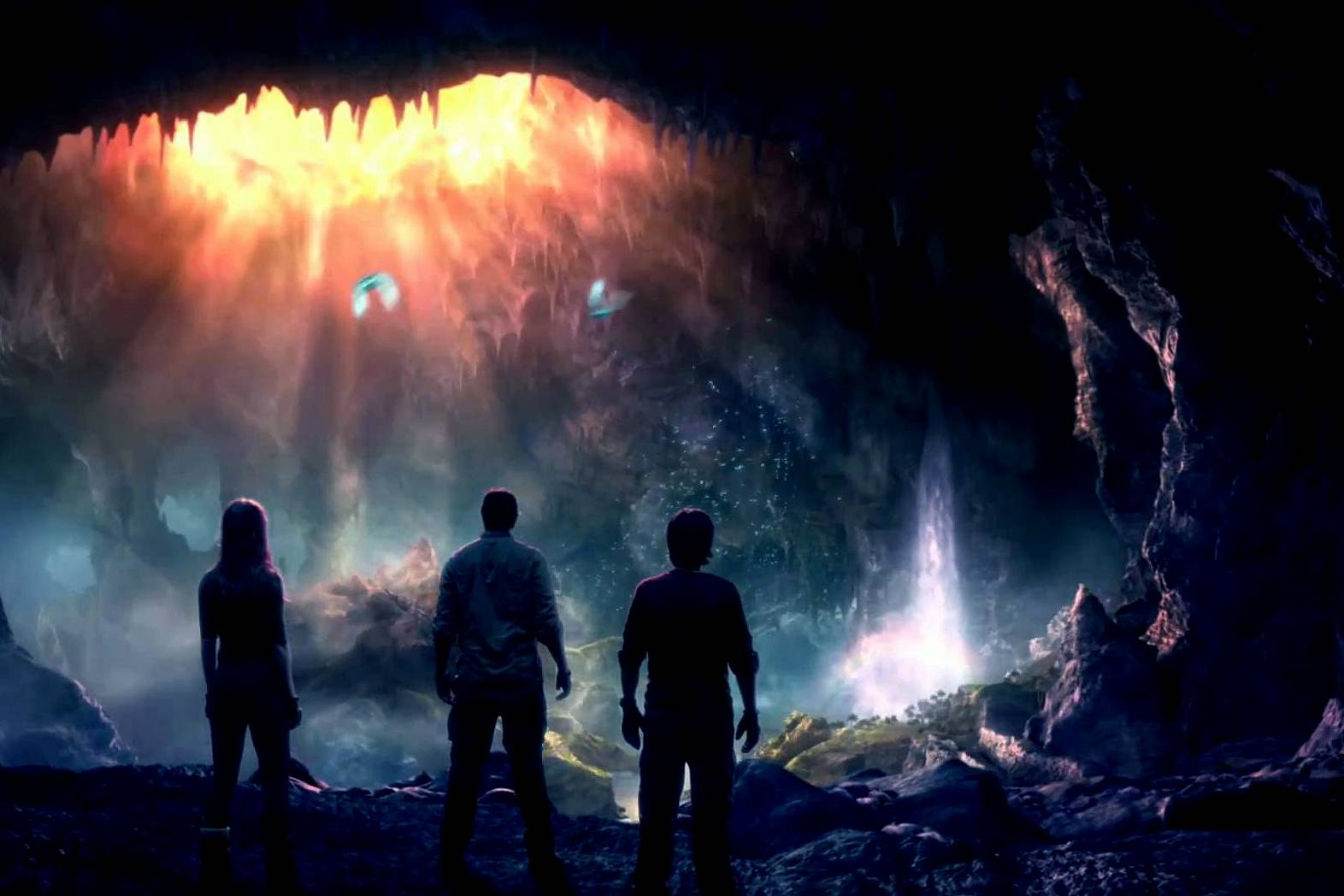 Viaje al centro de la Tierra (Documental) LSCHANNEL - FOTO: Youtube