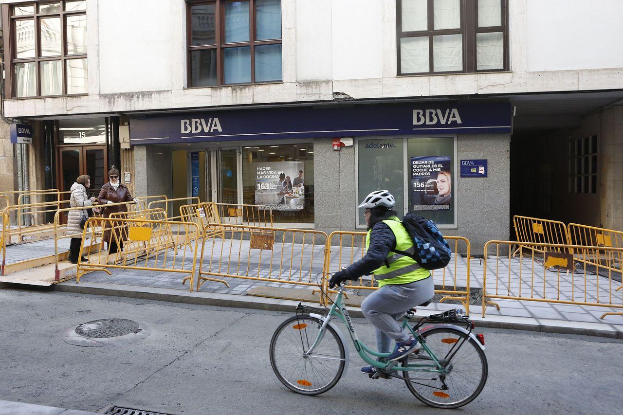 Galicia perdi un tercio de sus sucursales bancarias for Sucursales de galicia
