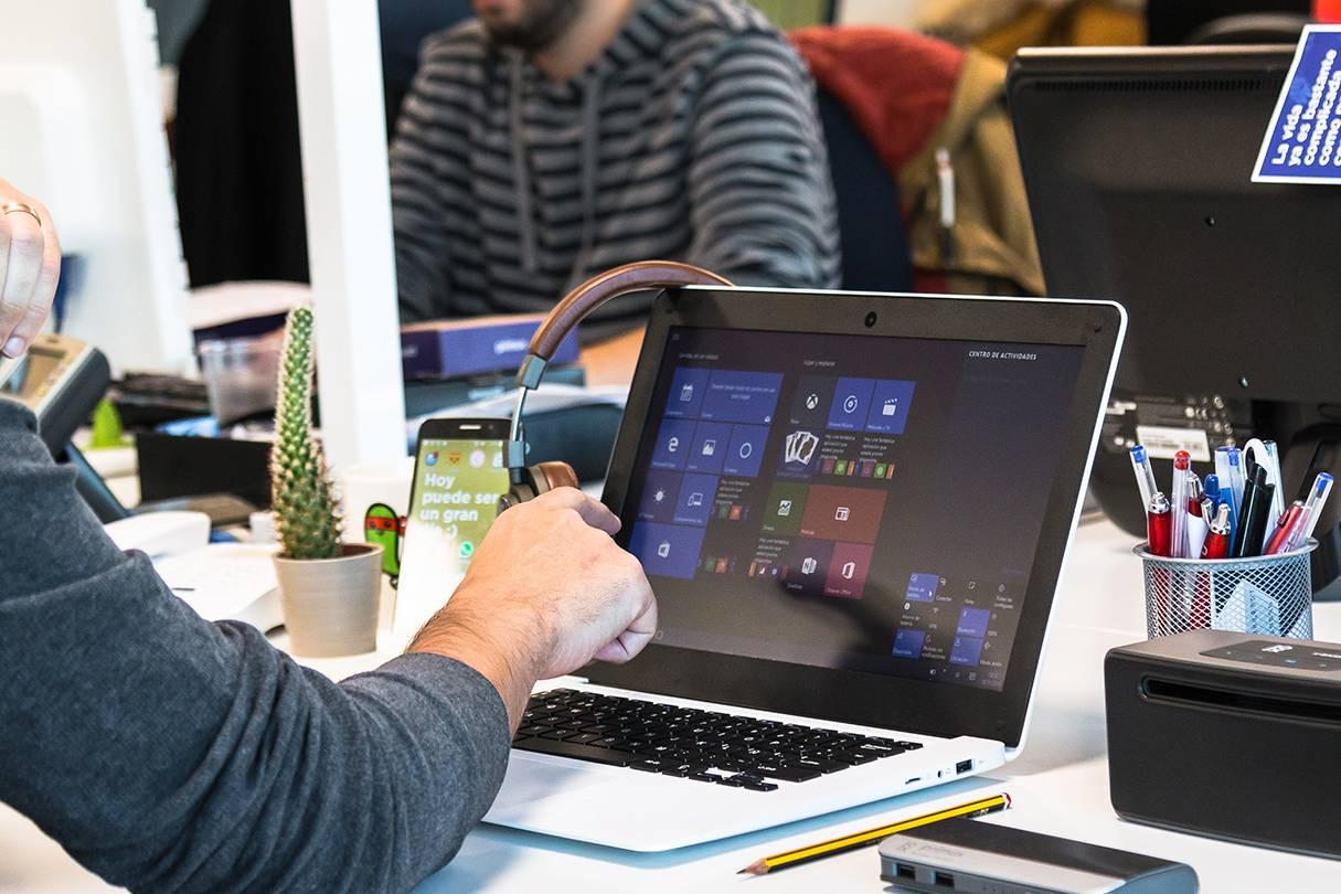 Imaxe do portátil notebook 1401 de Primux