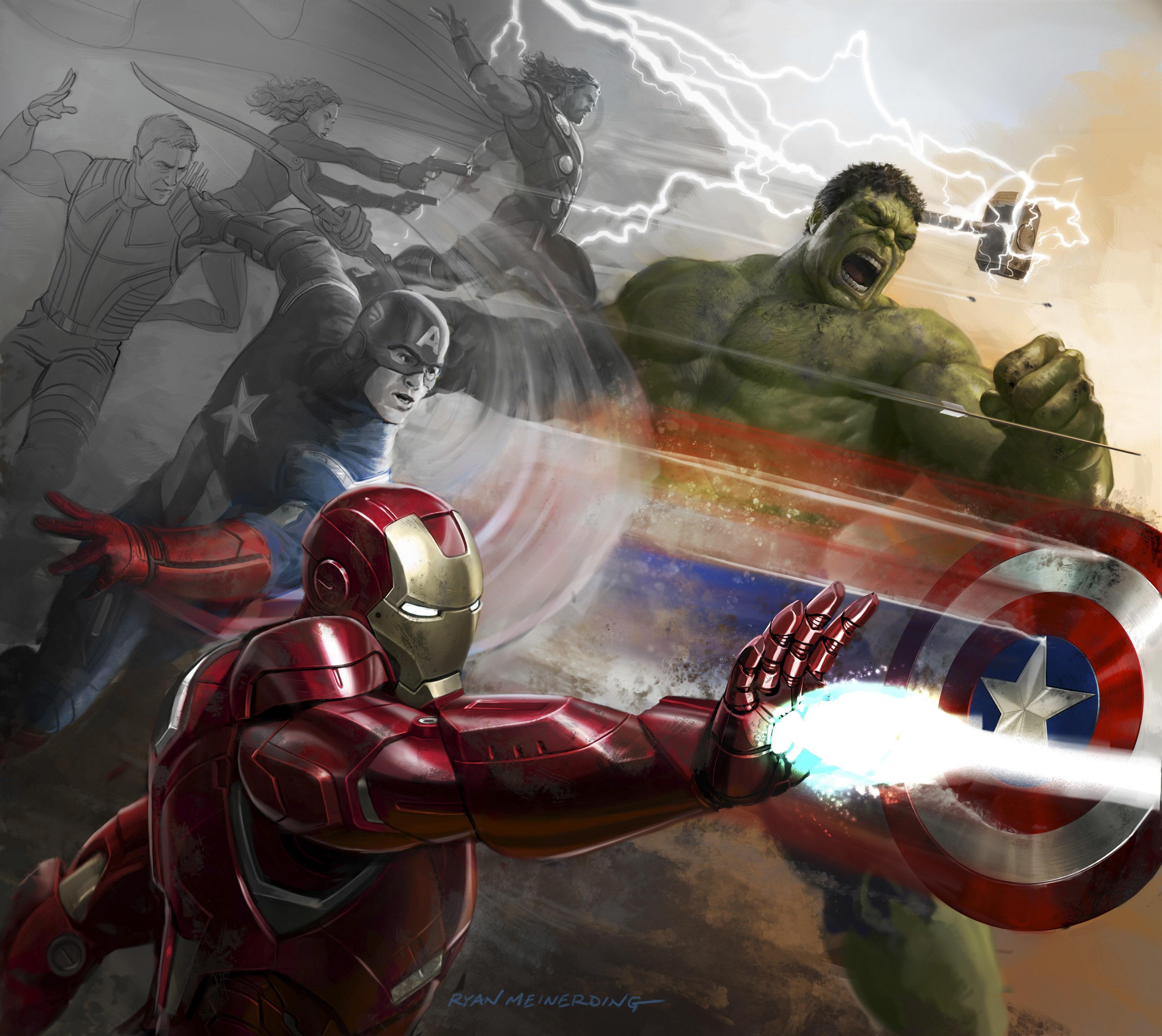 Fotografía facilitada por Marvel, cuyo universo imaginario acoge Australia en la mayor exposición sobre el mismo, con más de 500 objetos vinculados a legendarios superhéroes como Iron Man, Hulk o Spiderman, que han saltado de los cómics a la pantalla grande. - FOTO: EFE