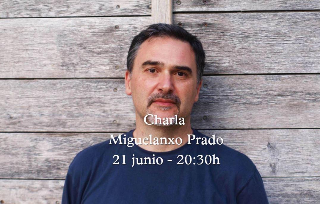 El ilustrador Miguelanxo Prado - FOTO: 12 miradas:: Riverside