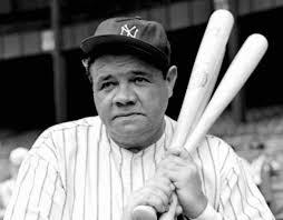 Babe Ruth con los New York Yankees - FOTO: EFE
