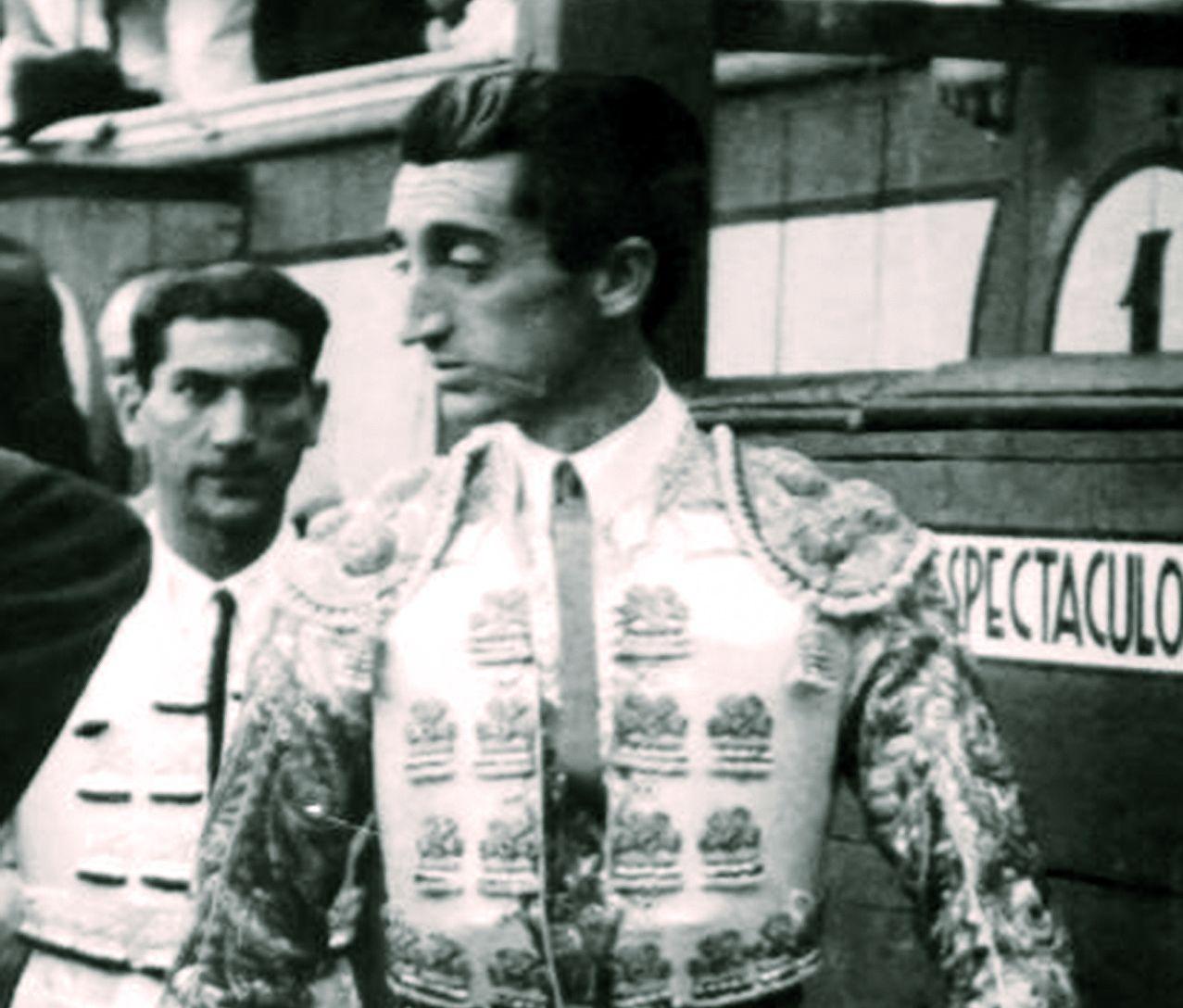 Manolete - FOTO: Ricardo Grobas/Archivos Sara Montiel/Las Ventas