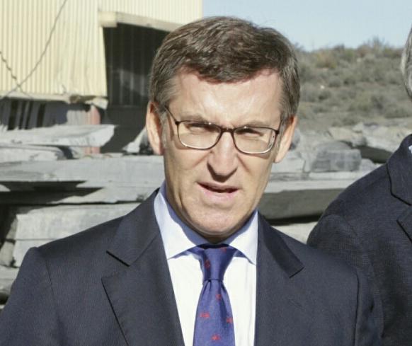 Alberto Núñez Feijóo - FOTO: Xunta