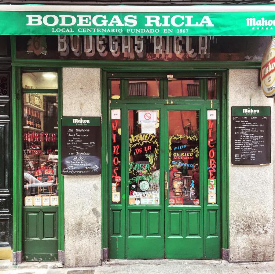 Bodegas Ricla