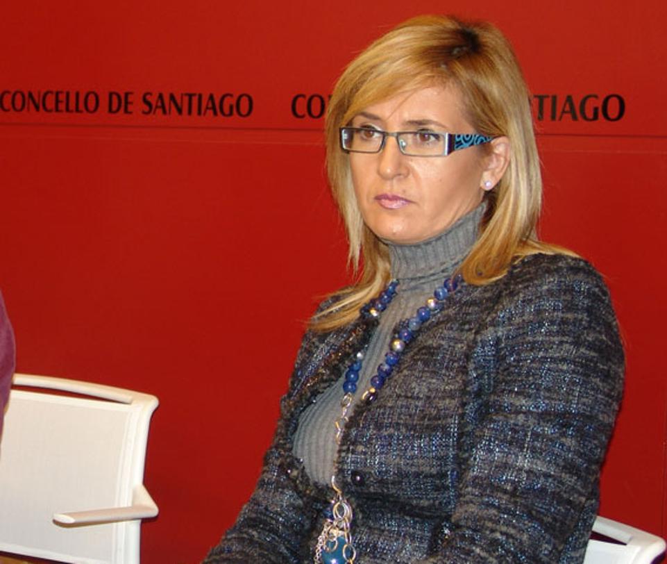 La catedrática de Derecho Procesal Raquel Castillejo diserta el martes en Ames. - FOTO: C.S.