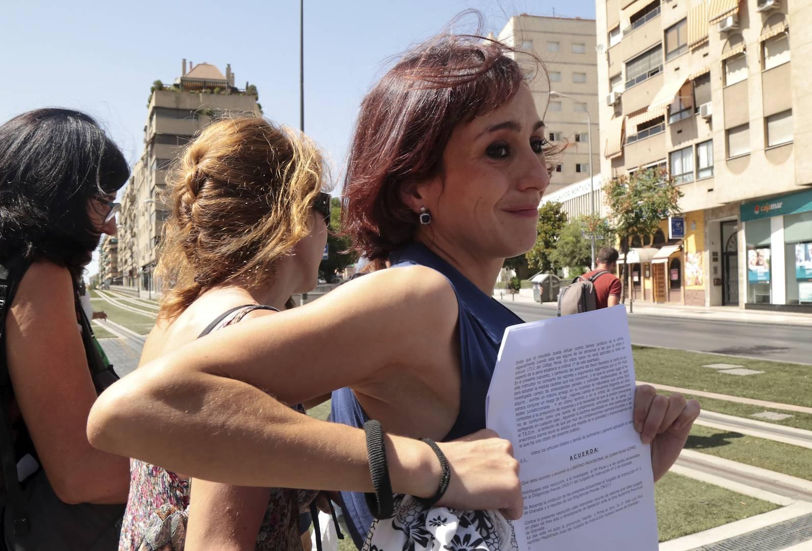 Juana Rivas en una foto de archivo - FOTO: Efe
