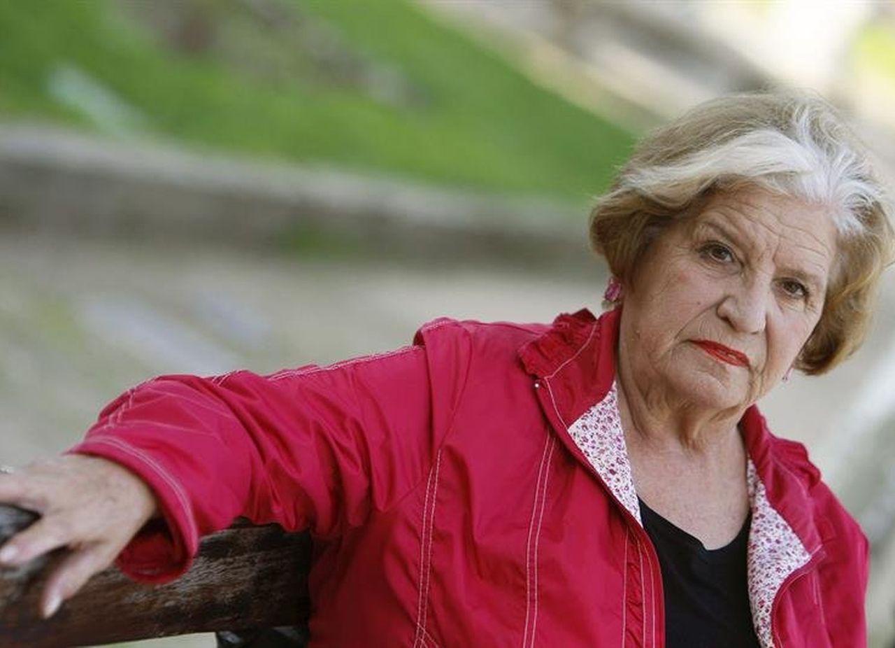 Carmen Avendaño, presidenta de la asociación Érguete  - FOTO: Efe
