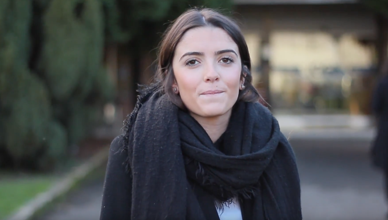 Marta Casas Bellas en un vídeo del CSHG - FOTO: CSHG