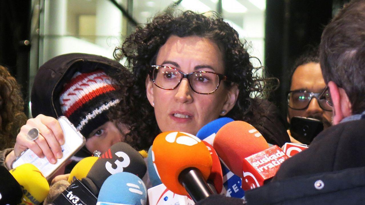 Marta Rovira, secretaria general de ERC, en una imagen de archivo - FOTO: Efe